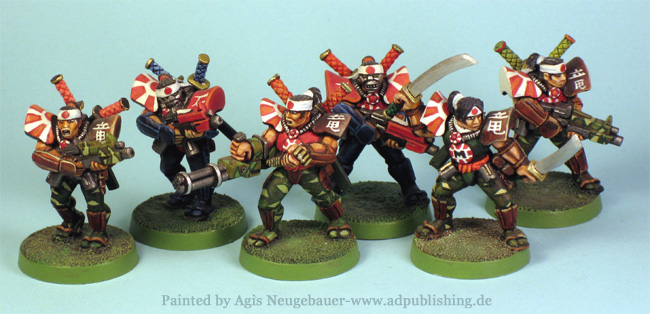 Agis Page Of Miniature Painting And Gaming Warzone